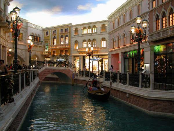Venetian canal inside 2