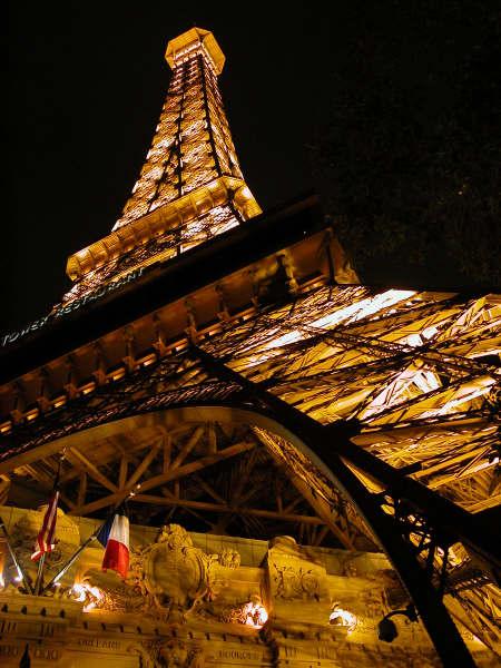 Eiffel Tower at The Paris Hotel & Casino, Las Vegas