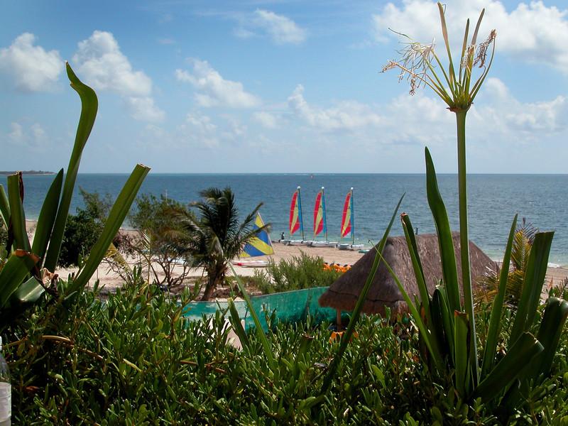 Secrets Excellence Resort - Beach 4