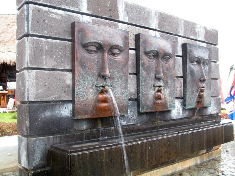 Mexico 2005_08_ fountain 2