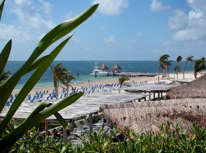 Secrets Excellence Resort - Beach 2