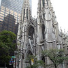 St Patrick's Cathedral on Fifth Avenue, NYC