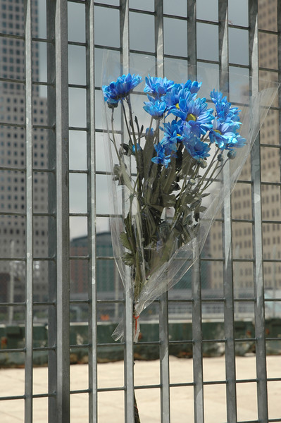 Flowers at Ground Zero