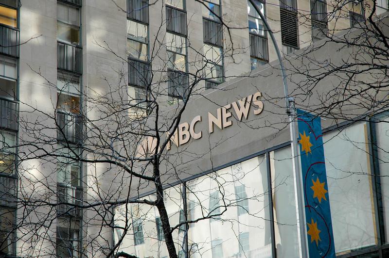 NBC News New York at Rockefeller Plaza