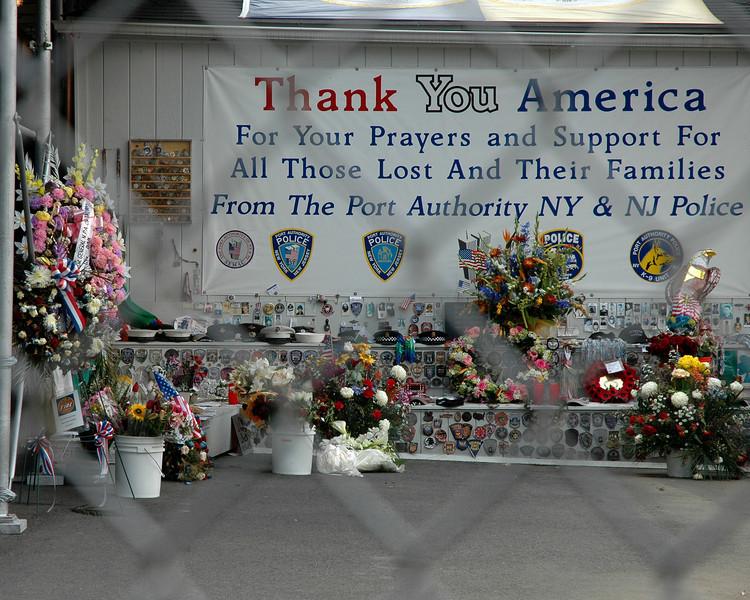 Ground Zero Shrine