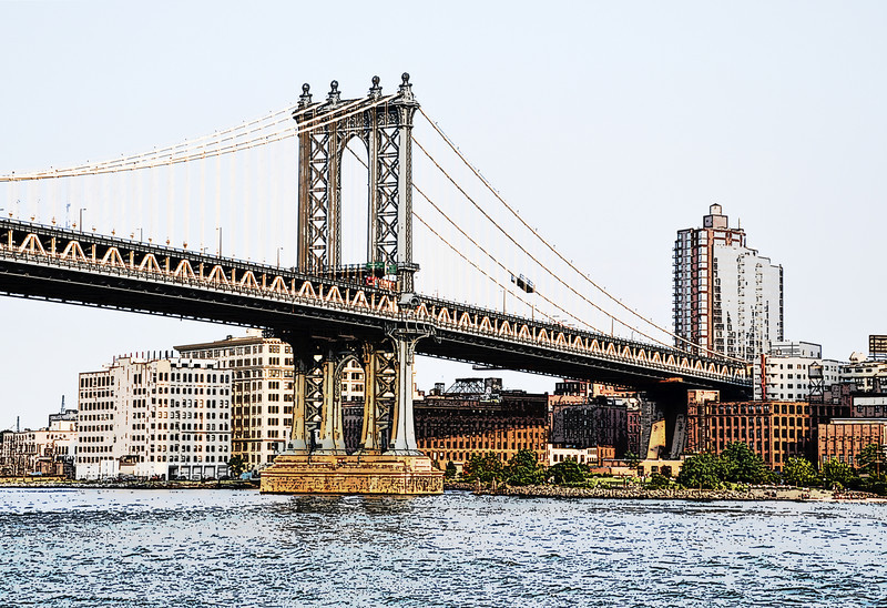 Manhattan Bridge 1-2