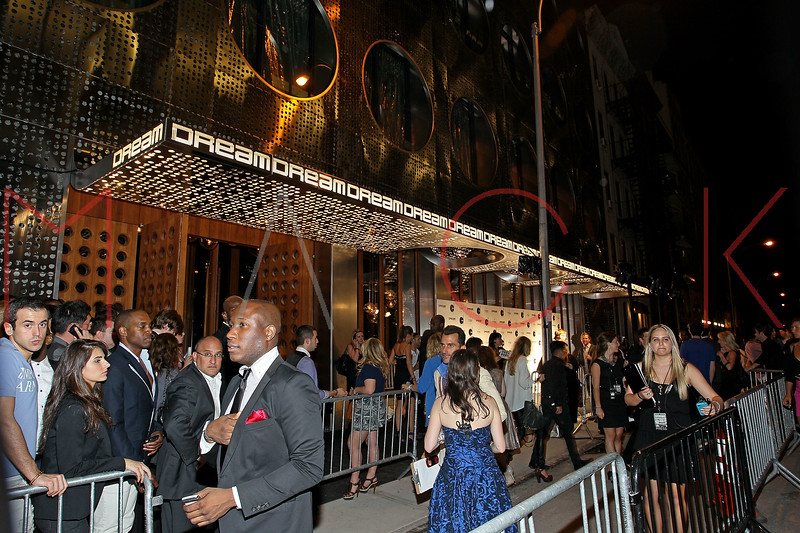 New York, NY - June 16:  Exterior of The Dream Hotel Downtown on Thursday, June 16, 2011 in New York, NY.  (Photo by Steve Mack/S.D. Mack Pictures)