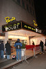 New York, NY - December 08:  Exterior of The Paris Theater on Monday, December 8, 2008 in New York, NY.  (Photo by Steve Mack/S.D. Mack Pictures)