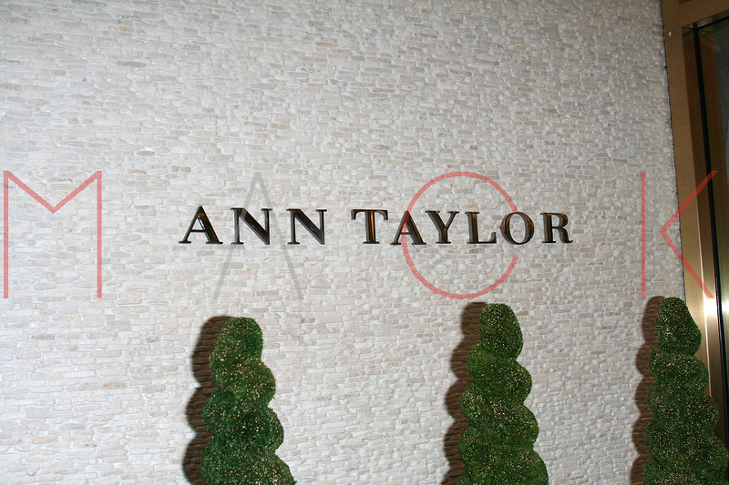 New York, NY - December 01:  Exterior of Ann Taylor on Saturday, December 1, 2007 in New York, NY.  (Photo by Steve Mack/S.D. Mack Pictures)