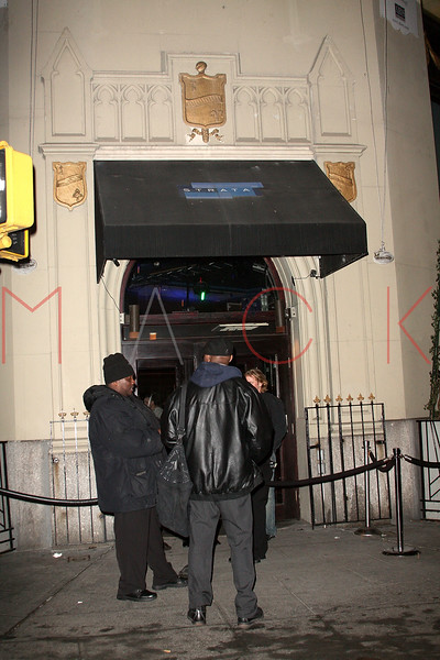 New York, NY - February 28:  Exterior of Strata on Saturday, February 28, 2009 in New York, NY.  (Photo by Steve Mack/S.D. Mack Pictures)