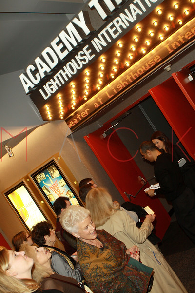 New York City, NY - November 15:  Exterior of the Academy Theater at Lighthouse International on Monday, November 15, 2010 in New York City, NY.  (Photo by Steve Mack/S.D. Mack Pictures)
