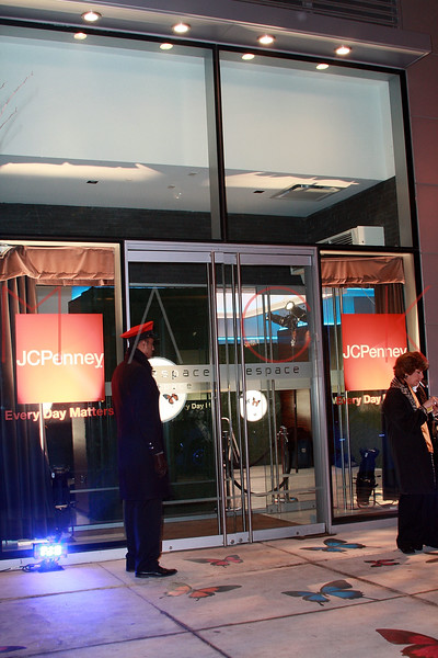 New York, NY - February 11:  Exterior of Espace on Wednesday, February 11, 2009 in New York, NY.  (Photo by Steve Mack/S.D. Mack Pictures)