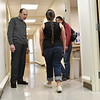 WVU Medicine doctors and patients pose for marketing images at the WVU Medicine POC Ruby Hospital  February 17, 2020. (WVU Photo/Greg Ellis)