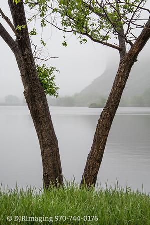 Watson Lake & Poudre River - Wet Morning Magic - 5/20/2018