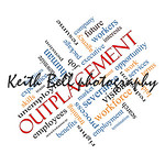 Outplacement Word Cloud Concept Angled