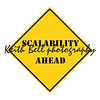 Scalability Ahead Sign