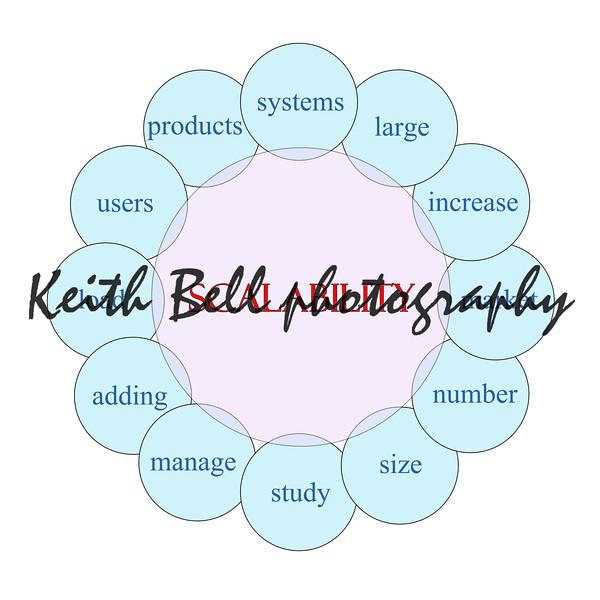 Scalability Circular Word Concept