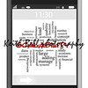 Scalability Word Cloud Concept on a Touchscreen Phone