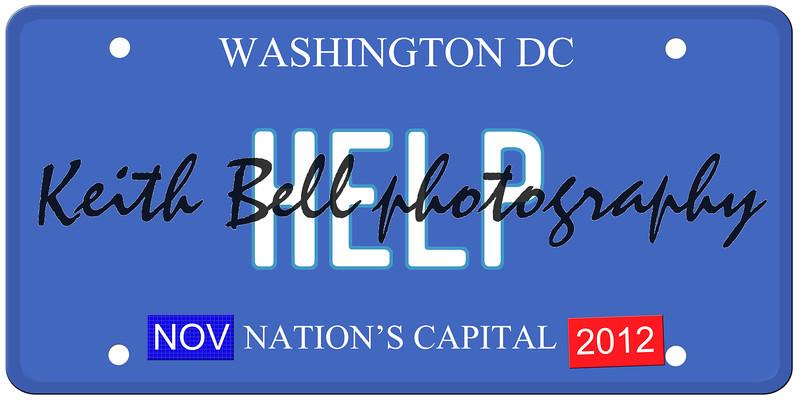 Help Washington DC License Plate