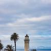 Tall California Lighthouse