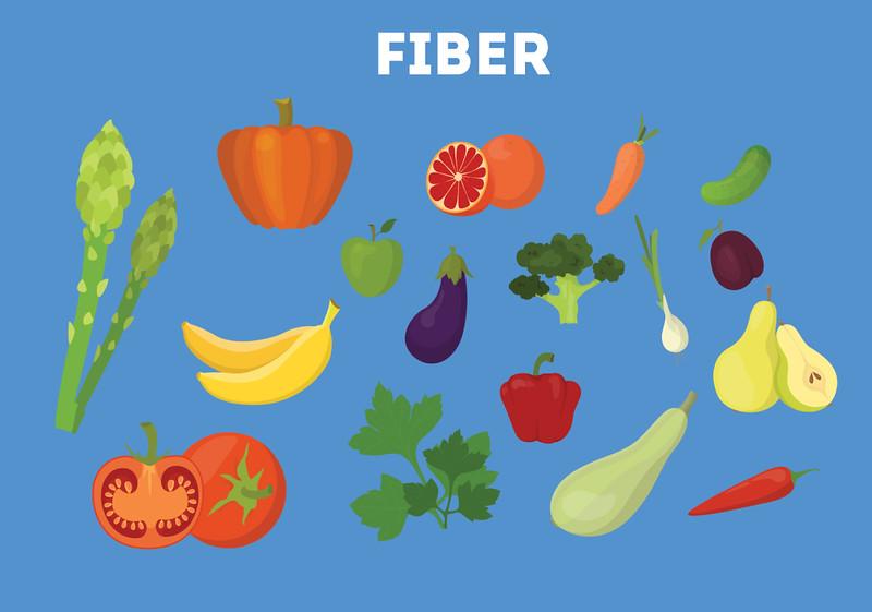 Probiotics for Gut Health - AdobeStock 279817106 Fiber L