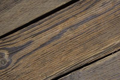 Gritty Wood Grain Planks