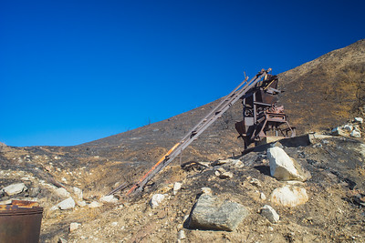 Mining Equipment in California