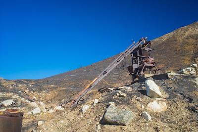 Mining Equipment in California