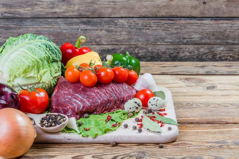 Best Diet to Improve Your Gut Health with Mind Pump - dreamstime m 39839013 L