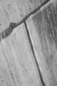 Grey Cement Block Wall