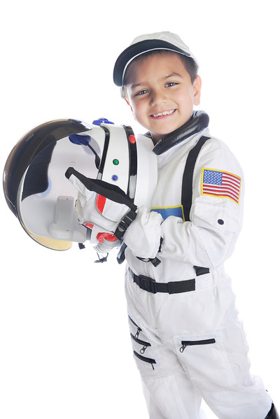 American Astronaut To Be