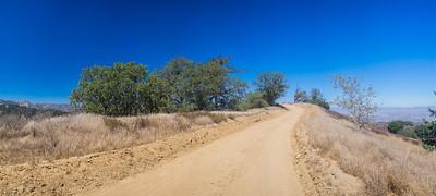 Hilltop Road in Wilderness