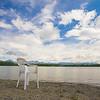 Lake in Wasilla Alaska