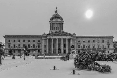 Manitobe Legislative Building