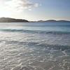 0069 Slow motion beach shoreline at trunk bay, St John, United States Virgin Islands