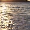 0067 Slow motion beach shoreline at trunk bay, St John, United States Virgin Islands