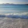 0072 Slow motion beach shoreline at trunk bay, St John, United States Virgin Islands