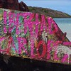 0080 old rusted military tank on flamenco beach, culebra, Puerto rico