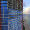 Construction Sunny Isles Beach aerial video
