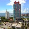 Aerial video Portofino Tower Miami Beach