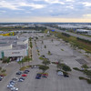 The Florida Mall aerial footage