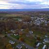 Shenandoah Virginia aerial video 4k