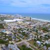 Helicopter aerial tour Daytona Florida
