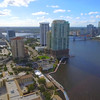 Condos and offices at Downtown Jacksonville Florida