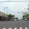 Business district Honolulu Hawaii