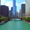 Stock footage Chicago IL 4k