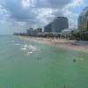 Aerial Fort Lauderdale Beach 4k