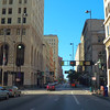 Driving through Downtown Cincinnati Ohio