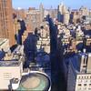Aerial video Manhattan metropolitan