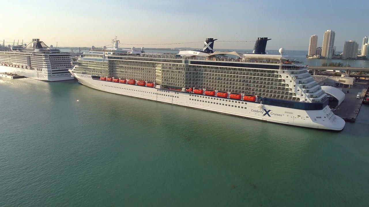 Felix Mizioznikov Photography Photo Keywords Cruise - Cruise ship port in miami